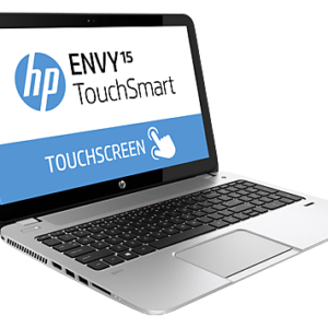 Ноутбуки HP ENVY TouchSmart 15-j100