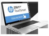 Ноутбуки HP ENVY TouchSmart 17-j100