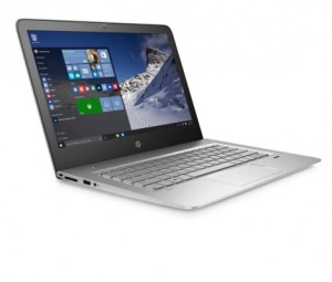 Обновленный Envy 13 стал самым тонким ноутбуком HP