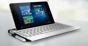 8-дюймовый HP Envy 8 Note получил 10-дюймовую клавиатуру