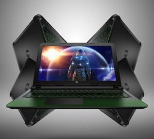 HP представила игровой ноутбук Pavilion Gaming