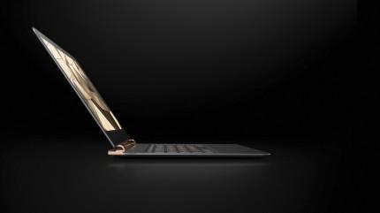 Ультрабук HP Spectre 13 претендует на рекорд по тонкости