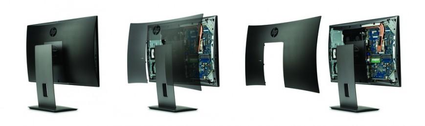 HP обновила моноблочную рабочую станцию Z1.