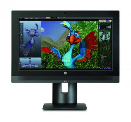 HP обновила моноблочную рабочую станцию Z1