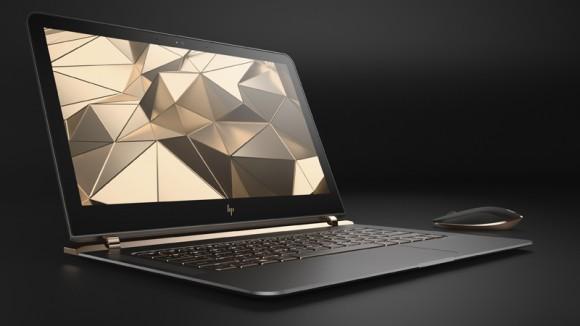 HP выпустила рекордно тонкий Spectre 13
