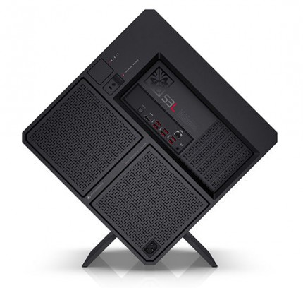 HP представила геймерский кубик-ПК Omen X