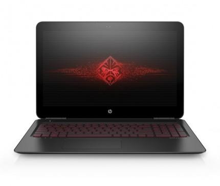 HP представила новые игровые ноутбуки Omen