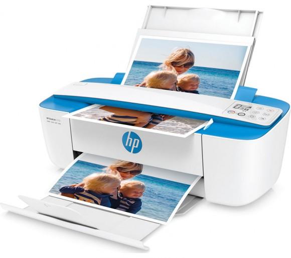 HP Deskjet 3700 претендует на звание самого компактного МФУ в мире