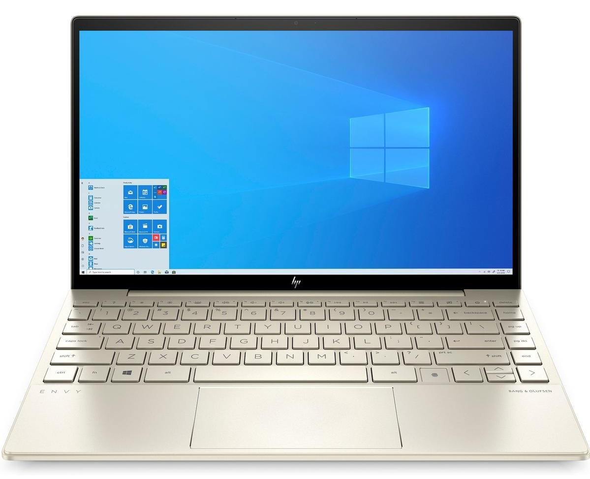 Ноутбуки HP Envy 13 созданы на платформе Intel Evo