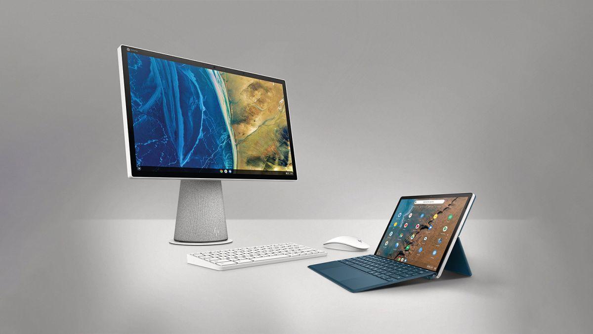 HP предлагает уникальные возможности Chrome OS
